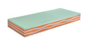 Rappresenta uno dei prodotti di punta della gamma dei viscoelastici.  La sua struttura prevede 4 cm circa di memory Limpha quindi un materiale a base di soia, assieme a questa vengono incorporati anche degli oli essenziali ed erbe officinali per coadiuvare il sonno, un prodotto che è attento alla salvaguardia dell'ambiente perché attinge da materie prime rinnovabili.  Gli strati inferiori sono composti da un waterlily Pur-o detto anche Spugna di mare, questo particolare polietere coniuga flessibilità e affidabilità dei polieteri convenzionali.
